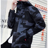 Men's Jacket 2020 Fashion Trend Wild Shirt Tide Brand Spring and Autumn Casual Tooling Jacket Windbreaker Jackets | akolzol