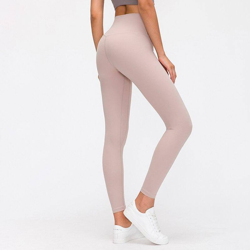 CLASSIC 2.0 -NEW Color Naked-Feel Athletic Fitness Leggings Women Squat Proof Stretchy Gym Sport Tights Yoga Pants | akolzol