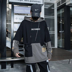 high street couples hooded fleece printing Hip hop style fashion Men's hoodies male sweatshirts clothes harajuku | akolzol