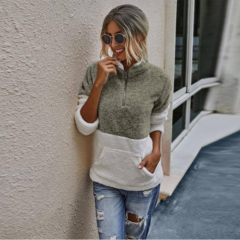 Autumn Winter Aesthetic Clothes Woman Sweatshirt Without Hat Long Sleeve Streetwear Stitching Cute Tops Fall 2020 Women Clothing | 2020, Aesthetic, Autumn, Clothes, Clothing, Cute, Fall, Hat, Long, Sleeve, Stitching, Streetwear, Sweatshirt, Tops, Winter, Without, Woman, Women | akolzol