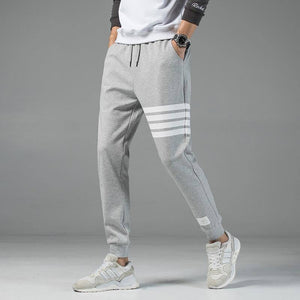 2019 Autumn New Men's Casual Sweatpants Solid High Street Trousers Men Joggers Oversize Brand High Quality Men's Pants 4XL |  | akolzol