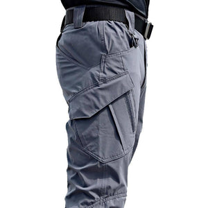 New Mens Tactical Pants Multiple Pocket Elasticity Military Urban Commuter Tacitcal Trousers Men Slim Fat Cargo Pant 5XL |  | akolzol