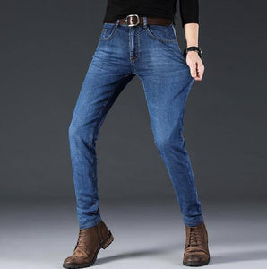 2020 New Style Popular High Quality Men Jeans On Hot Sales Stretch Long Pants Free Shipping |  | akolzol