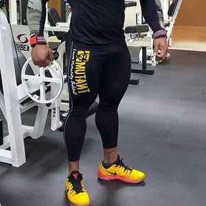 Men Leggings Compression Quick dry Skinny Pants Man Gyms Fitness Workout Muscle Bodybuilding Trousers Male Joggers Sportswear | akolzol