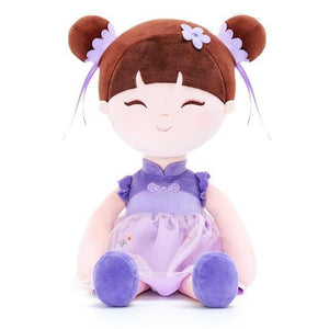 Gloveleya Plush Toys Chinese Style Ten scroll fairy 2021 New Design Cloth Baby Girl Ragdoll Dolls Baby Girl Gifts Ideas |  | akolzol