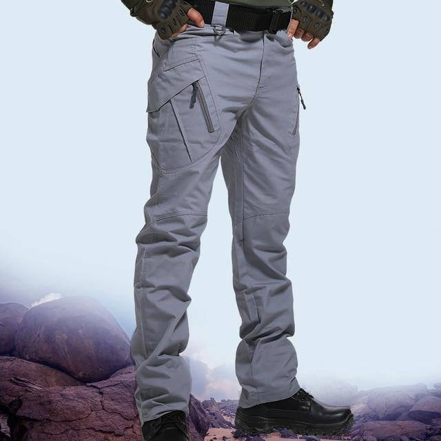 Mens Camouflage Cargo Pants Elastic Multiple Pocket Military Male Trousers Outdoor Joggers Pant Plus Size Tactical Pants Men 5XL | akolzol