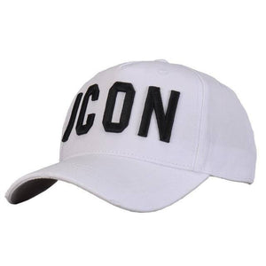 DSQICOND2 Brand 2019 Fashion ICON Letter Cotton Mens Baseball Cap Women Snapback Hat DSQ Hat Dad Hat Cotton Bone Trucker Cap | akolzol