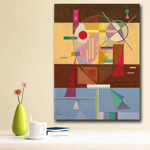 Disintegrated Tension by Wassily Kandinsky Canvas Painting For Living Room Home Decor Oil Painting On Canvas Wall Painting |  | akolzol