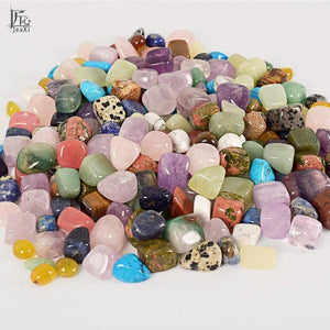 Tumbled Stone Beads and Bulk Assorted Mixed Gemstone Rock Minerals Crystal chip Stone for Chakra Healing Crystals and Gemstones |  | akolzol