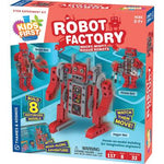 Kids First Fabrica de Robots