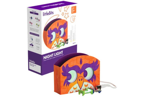 littleBits Kit de Circuitos 2 en 1 Luces