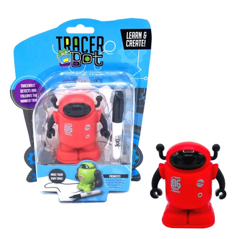 Tracer Bot Red