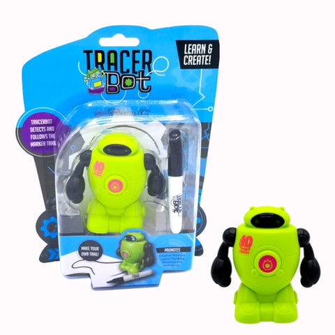 Tracer Bot Green