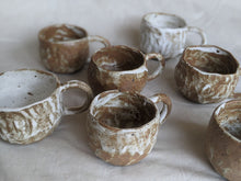 Load image into Gallery viewer, Large Speckled Stoneware Mug