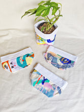 Load image into Gallery viewer, Hand painted pot plant cover