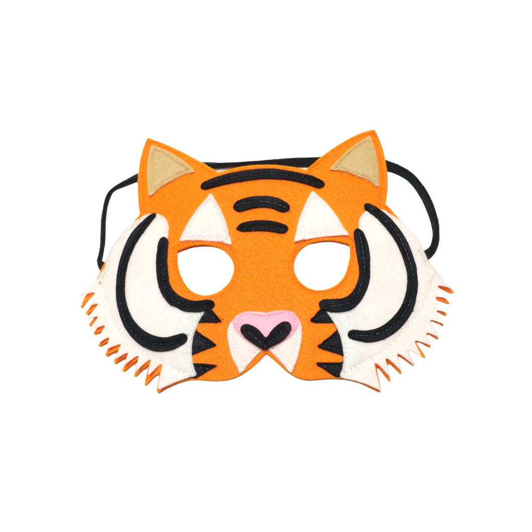 tiger filzmaske - jolly designs