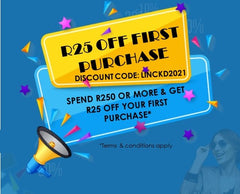 R25 off first purchase Linckd