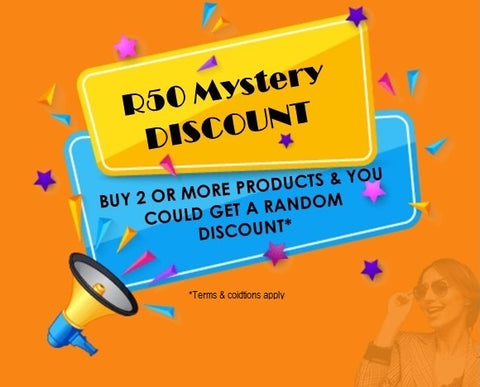 Linckd R50 Mystery Discount