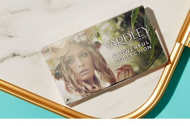 Yardley London Flowerful Collection, with 5 mini EDTs