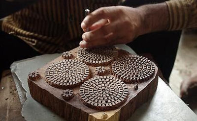 Art & Crafts of India: Ajrakh or Ajarakh
