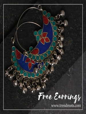 Trendroots Giveaway - Chandbali Earrings