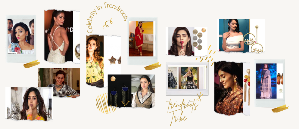 Bollywood celebrity and Influencers in Trendroots