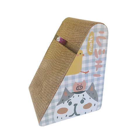 MISSPET® Triangle Box Type Cat Scratcher