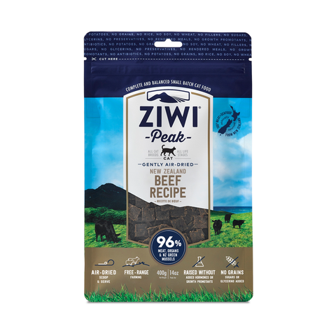 ZiwiPeak® Beef Gently Air-dried Cat Food