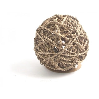 Fun Ball Seagrass/Rattan Wobble Ball