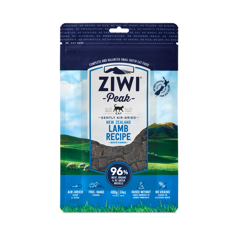 ZiwiPeak® Lamb Gently Air-dried Cat Food