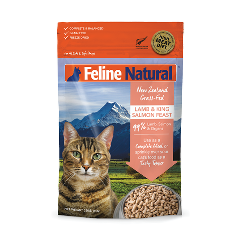 Feline Natural® Cat Freeze Dried Food 320g