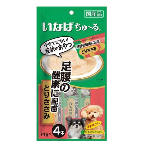 Inaba dog treats for Healthy of lower body
