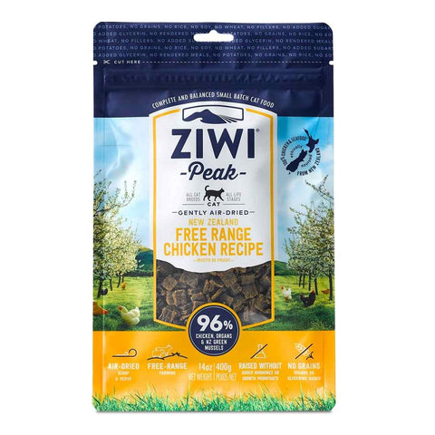 ZiwiPeak® Chicken Gently Air-dried Cat Food