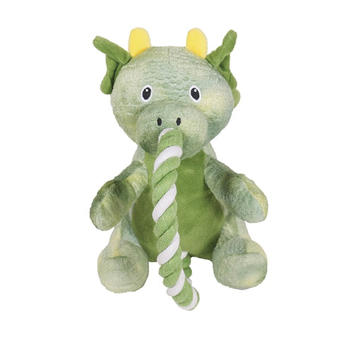 Rosewood Green Rope Dragon