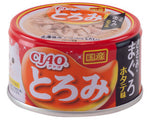 Ciao TOROMI Chicken Tuna & Scallop Can (80g)