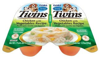 Inaba Twins Chicken with Vegetables Recipe (2pcs/pk)