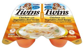 Inaba Twins Chicken with Vegetables & Beef Recipe
