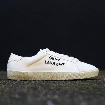 SAINT LAURENT - Court SL/06 Sneakers