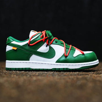"OFF-WHITE C/O VIRGIL ABLOH x NIKE - Dunk Low ""Pine Green"""