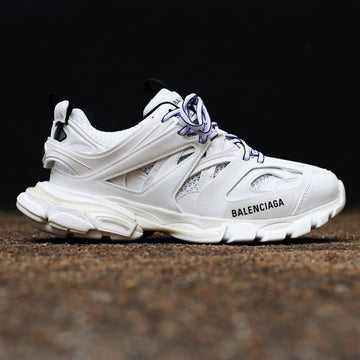 BALENCIAGA - Track Sneakers White/Black