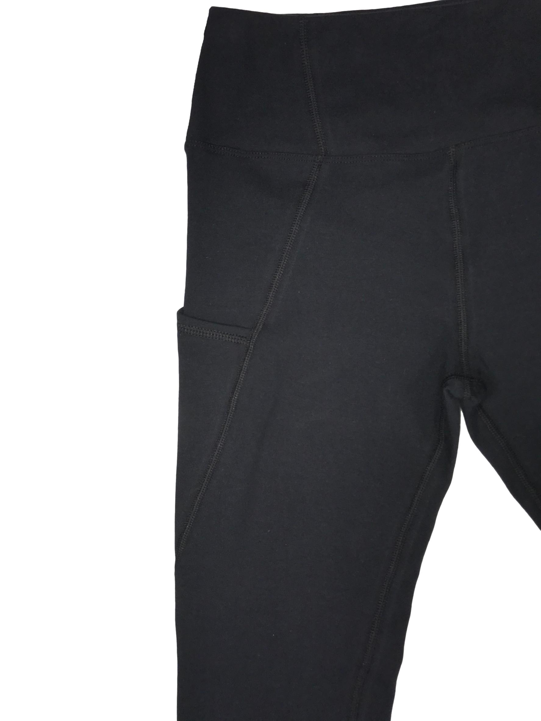 Eco-Conscious Leggings with Side Pockets