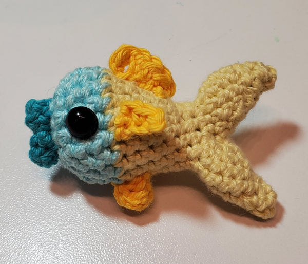 Pisces crochet pattern PDF - Digital Download