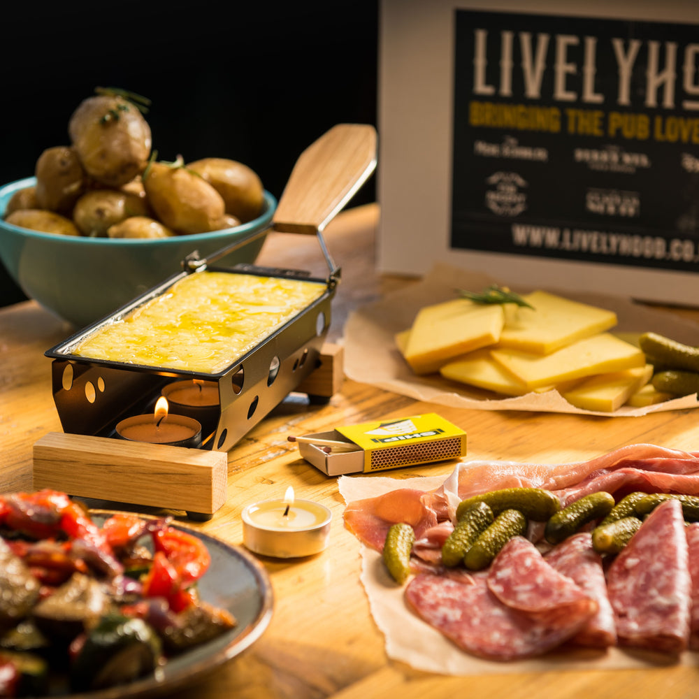 The Raclette Box
