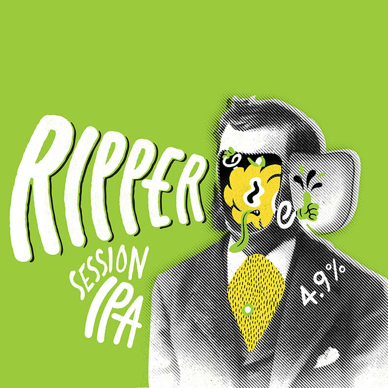 Laine Brew Co. Ripper Session IPA