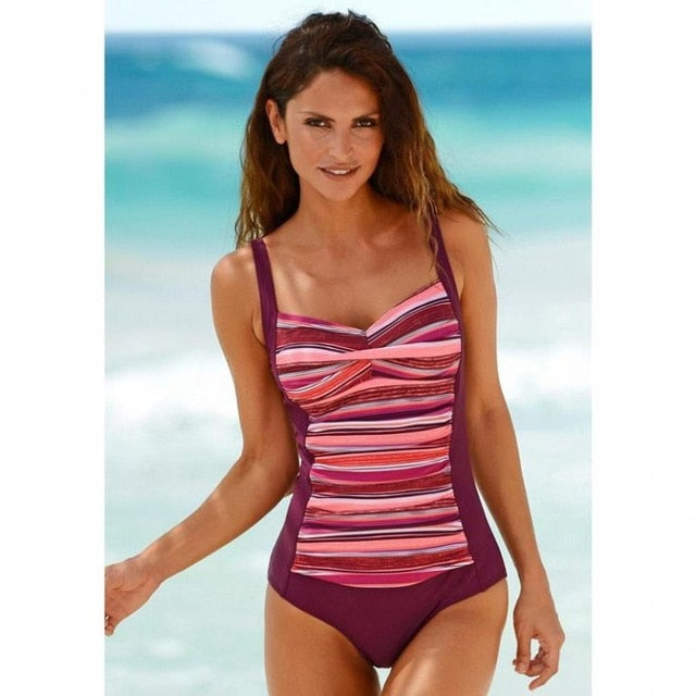 One Piece Plus Size Swimsuit