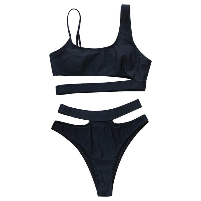 Bikini Push-Up Ladies Swimwear
