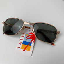 Load image into Gallery viewer, Metallic Angular 90s Sunglasses