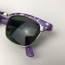 Load image into Gallery viewer, 90s Kids Purple Sunglasses