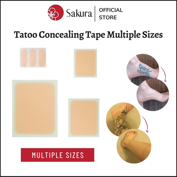 tattoo concealing tape