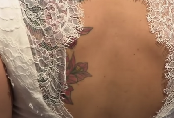 cover up tattoo for wedding
